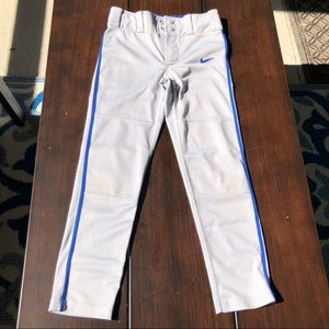 Nike Swingman baseball pants. Size xs.